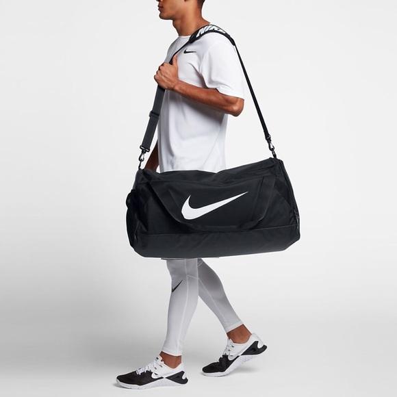 Nike Bags Large Brasilia 5 Duffel Bag Poshmark